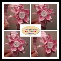Cerchietto fiore